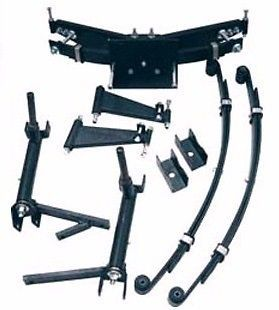 GOLF CART Buggies Unlimited 8 A Arm Lift Kit Club Car 82 Up WITH