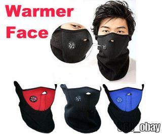New Bike Motorcycle Ski Snowboard Neck Warmer Face Mask Veil Sport