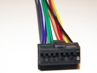 PIONEER WIRE HARNESS DEH P6300 DEHP6300 **FAST SAME DAY SHIPPING