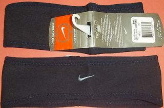 BNWT NIKE BLUE SWOOSH SPORTS TENNIS GYM KEEP FIT HEADBAND ONE SIZE