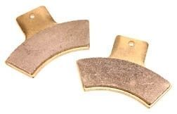 polaris trail boss 330 atv rear brake pads 2003 2004
