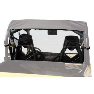 Tusk UTV Rear Window Fits: 2011 To 2012 CAN AM Commander 1000 XT