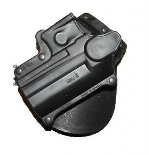 NEW RUGER SR9 SR9C SR40 Compact 9mm 40 FOBUS 360 ROTO PADDLE HOLSTER