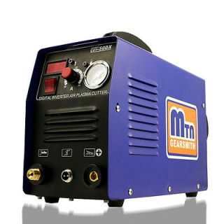 New 50 AMP AIR PLASMA CUTTER DC INVERTER 50A CUTTING Dual Voltage 110V