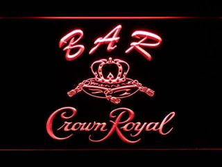 454 r bar crown royal beer neon light sign  20 61 buy it