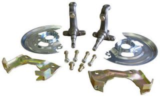 62 67 1965 1966 1967 CHEVY II NOVA FRONT DISC BRAKE KIT