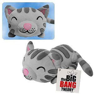 BIG BANG THEORY SOFT KITTY 10 PLUSH TOY WITH SOUND IN STOCK NEW