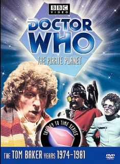 Doctor Who   The Pirate Planet DVD, 2002