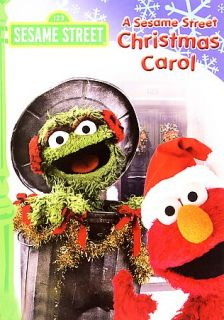 Sesame Street   A Sesame Street Christmas Carol DVD, 2006