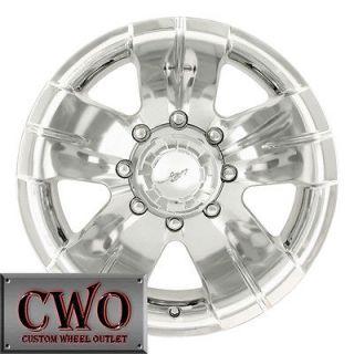 15 Polished ION 138 Wheels Rims 6x114.3 6 Lug Dakota Durango