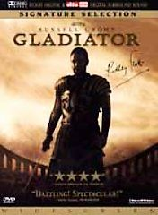 newly listed gladiator dvd 2000 2 disc set time left
