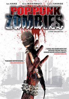 Pop Punk Zombies DVD, 2012