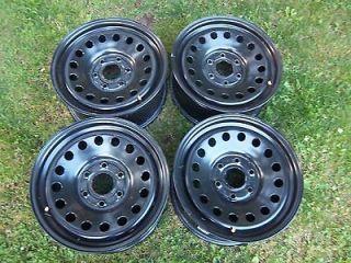 17 Silverado 1500 Tahoe Factory OEM Steel Wheel Rim 8072 Sierra Yukon