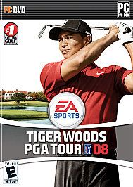 Tiger Woods PGA Tour 08 PC, 2007