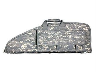 Newly listed Tactical Scoped Rifle Gun Case Soft Padded Bag DIGITAL