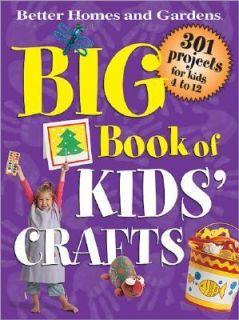 Big Book of Kids Crafts 2005, Paperback