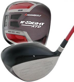 Adams Insight XTD a3 Driver Golf Club