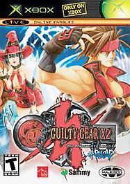 Guilty Gear X2 Reload Xbox, 2004