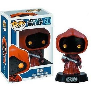 Jawa   Star Wars   Funko POP Vinyl Bobblehead   New in the box