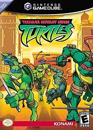 Teenage Mutant Ninja Turtles Nintendo GameCube, 2003