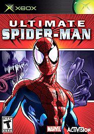 Ultimate Spider Man Xbox, 2005