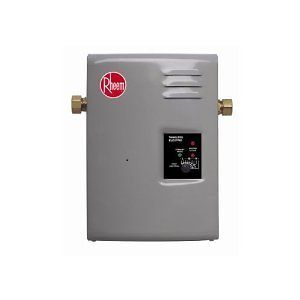 rheem rte 9 electric tankless water heater 3gpm time left