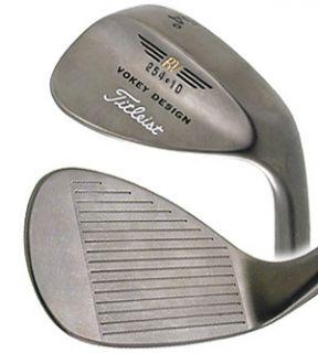 Titleist Vokey Black Nickel Wedge Golf Club
