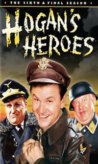 Hogans Heroes   The Complete Series Pack DVD, 2007, 6 Disc Set
