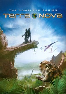 Terra Nova The Complete Series DVD, 2012, 4 Disc Set