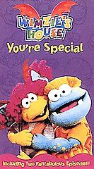 Wimzies House Youre Special (VHS, 199