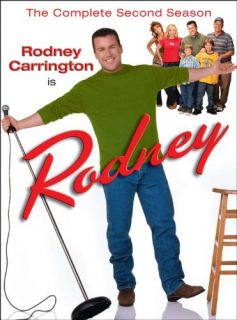 Rodney The Complete Second Season DVD, 2009, 4 Disc Set