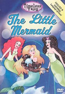 Timeless Tales   The Little Mermaid DVD