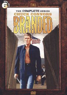 Branded The Complete Series DVD, 2010, 6 Disc Set