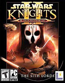 Star Wars Knights of the Old Republic II The Sith Lords PC, 2005