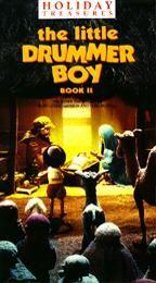 The Little Drummer Boy Book 2 (VHS, 199