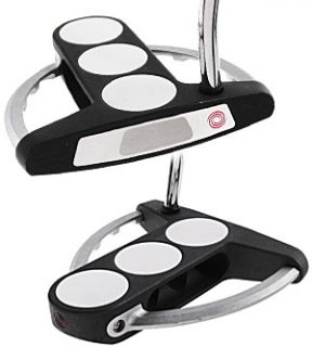 Odyssey White Steel Tri Ball SRT Putter Golf Club