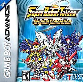 Super Robot Taisen Original Generation Nintendo Game Boy Advance, 2006