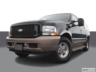 Ford Excursion 2004 Eddie Bauer