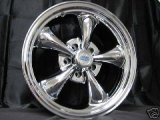 cragar ss 17x8 thrust chrome wheels chevy camaro 17 time
