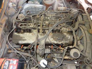 ENGINE 1981 DATSUN NISSAN 280ZX 2.8L NON TURBO MOTOR 133K MILES