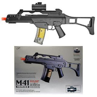 Double Eagle M41G G36 Spring Powered Airsoft Rifle + BONUS (see