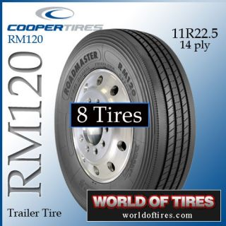 Tires Roadmaster RM120 11R22.5 semi truck tires 22.5lp truck tires