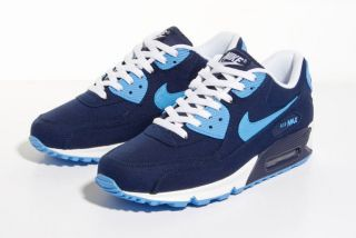 Nike Air Max 90 Obsidian canvas sz 7.5 13 HOH blue patta atmos