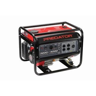NEW 212cc, 4000 Watts Max   3200 Watts Rated Portable Gas Generator