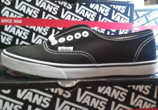 VANS SHOES AUTHENTIC LO PRO VN 0GYQ6BT SIZE MEN US9WOMEN US10.5