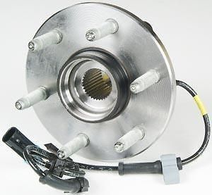 TIMKEN Front Wheel Hub & Bearing Left or Right for Chevy GMC Van 2WD 8