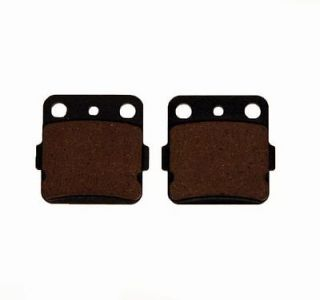 rear brake pads yamaha raptor 125 yfm125r 2011 2012 forward
