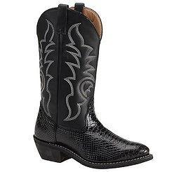 palomino mens 13 exotic western boot sz 12e