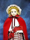 ANTIQUE REPRODUCTION JUMEAU BEBE LOUVRE PROCELAIN DOLL