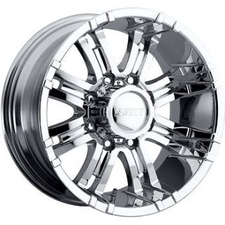 18x9 chrome wheel american eagle 197 8x170 ford time left